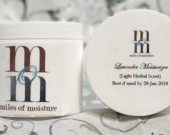 Lavender Moisturizer   All Natural Body Lotion, Moisturizing Lotion   Vegan Moisturizer   Vegan Lotion