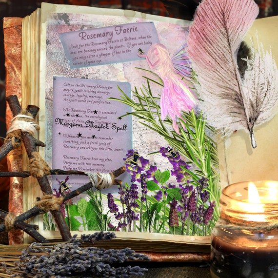 The Rosemary Faerie