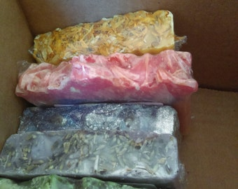 Set of 4 Soaps