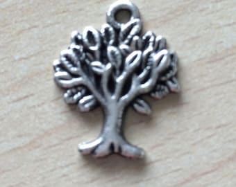 the tree of life the charms in silver
