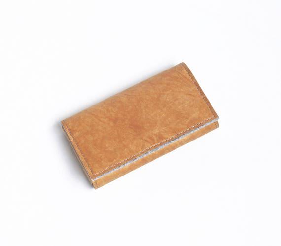 Minimalist tyvek paper business card holder credit card colourmoves