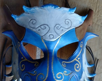 River Dragon Mask