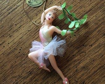Ashton Drake Apollo Ballerina ornament