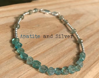 Navarre Apatite and Silver