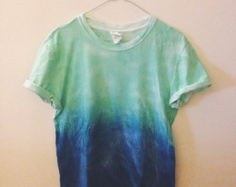 Faded Tie-dye T-shirt