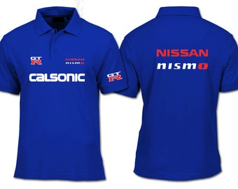 Nissan Nismo GT Polo shirt all colors all sizes Shipping free accept returns