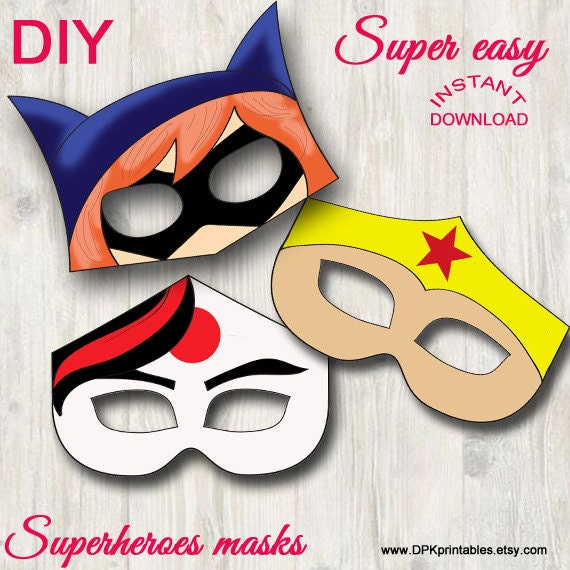 Hd Wallpapers Girl Superhero Mask Template Wallpaper Android Oxzd Bid