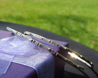 Vintage Trinidad and Tobago Sterling Silver Bracelets – They Jingle!