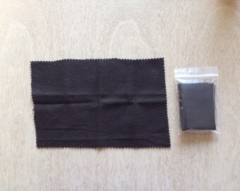 Anti Tarnish Key Cloth - Prevent Instrument Keys from Tarnishing with this Cloth for Your Case