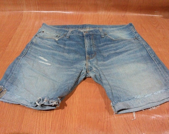 Vintage Levis Shorts 505 Made in Japan W34