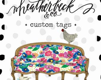 custom tags (digital)