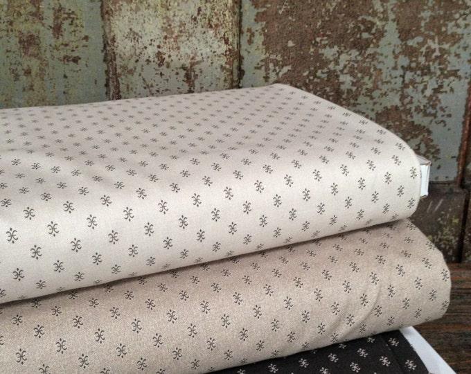 Fabric: HALF YARD - Shades of Grey - Filigree - 41293 - by Nancy Gere for Windham Fabrics