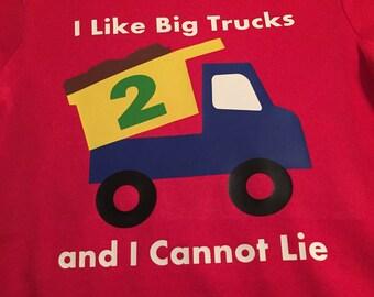 I Like Big Trucks