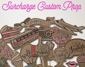 Surcharge For Custom Prop or Rush Order