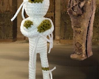 Crochet Pattern ~ Mummy ~ Crochet Pattern