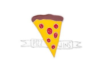 Pin's slice of pizza