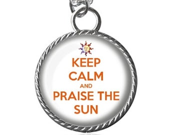 Dark souls solaire of astora sun necklace dark souls of dark souls necklace praise the sun dark souls solaire of astora sun pendant key aloadofball Choice Image