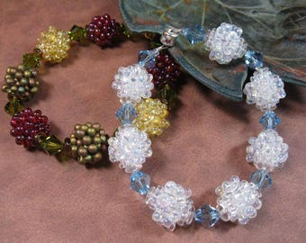 Beaded Berries Bracelet Beading Kit