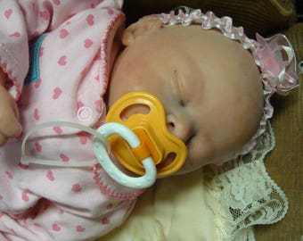 Completed Sweet Baby Hope Reborn Doll 6 lbs 18 inches Lifelike
