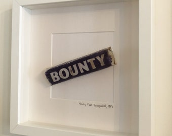 Original Circa 1974 bounty
