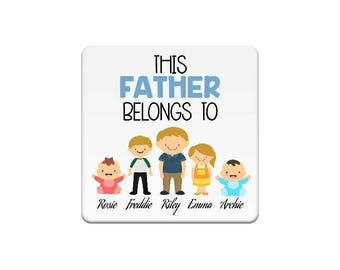 This Father Belongs to Coaster