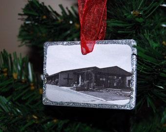 Ornament - St. Patricia Church, Hickory Hills, Illinois