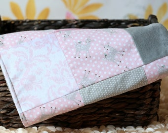 The Amelia Collection - Stroller Quilt