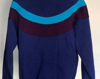 Vintage Colorful Sweatshirt
