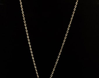 Wishbone Necklace Gold or Silver - Mix it up