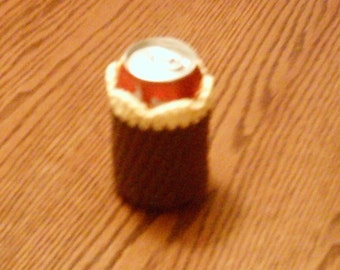 Sunflower Can Cozy for your can, bottle or glass