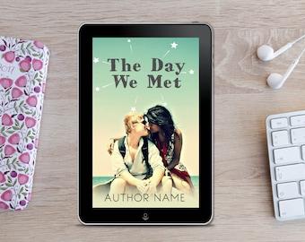 Premade eBook Cover -  The Way We Met