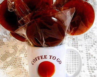 Coffee to Go, Bulk, Brewed, Organic Coffee, Lollipop, Coffee Shops, Boutiques, Delis, Restaurants