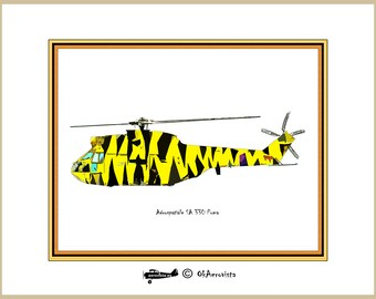 Helicopter watercolor file, instant download helicopter, picture  kids room decor, ready to download, gift under 15, original design, pilot