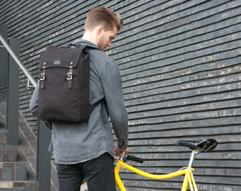 Backpack / Rucksack / Bike Bag / Cycle Bag / Canvas Backpack / Canvas Rucksack