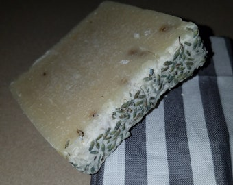 Lavender Cow Milk Soap