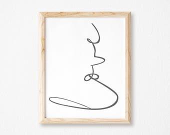 Love Print-Love Typography-Love Typography Print-Love Printable-Love Sign-Love You Print-Bedroom Printable-Instant Download-Love Art Print