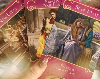 Romance Reading / Psychic Reading / Relationship Reading / Oracle Card Reading / Email Reading / Romantic Outlook Reading