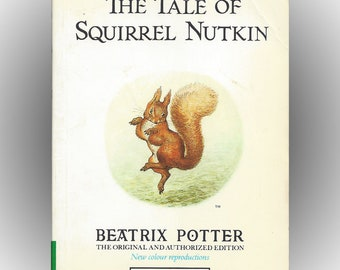 The Tale of Squirrel Nutkin 1991 BP Promotion