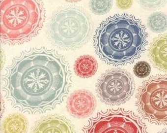 Odds and Ends by Julie Comstock Cosmo Cricket for Moda 37043 11 Fabric by the Yard