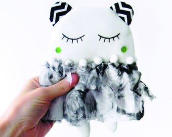 Lili / unique Poupette / designer fabric