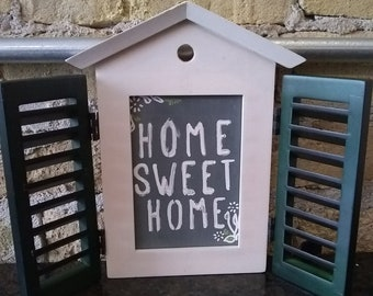 Home Sweet Home Mini Chalkboard