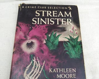 1945 first edition Stream Sinister by Kathleen Moor Knight