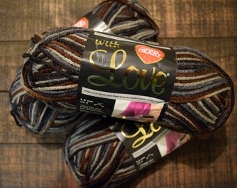 Red Heart With Love Yarn *SALE*
