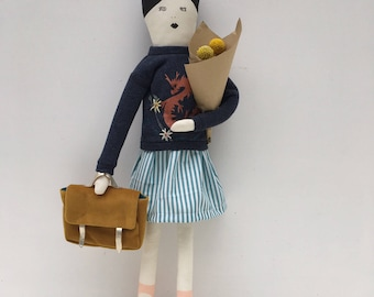 Lotus, a limited edition doll