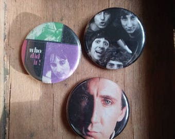 The Who Pins