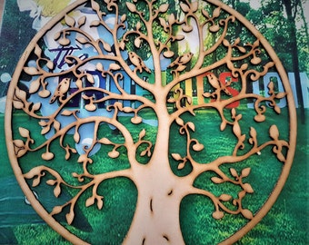 Tree of Life, Tree of Life Wall Hanging/Home Decor