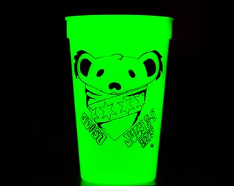 Glow-in-the-dark GD50 Cups