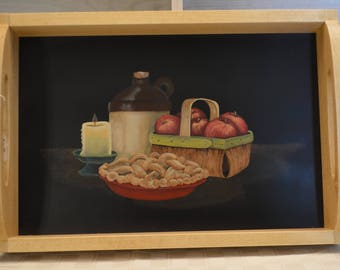 Apple All Around Serving Tray