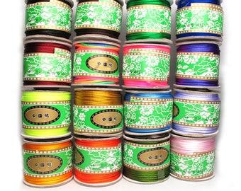 DIY Jade Line Chinese Bead Rope Knot Line-WEN41226039895-GVN
