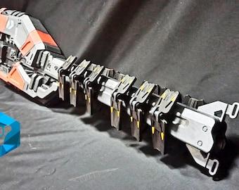 Icebreaker Sniper rifle prop